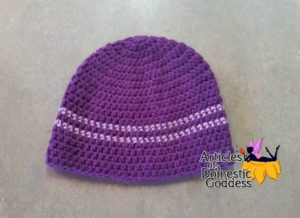 How to make a Beanie Articles of a Domestic Goddess